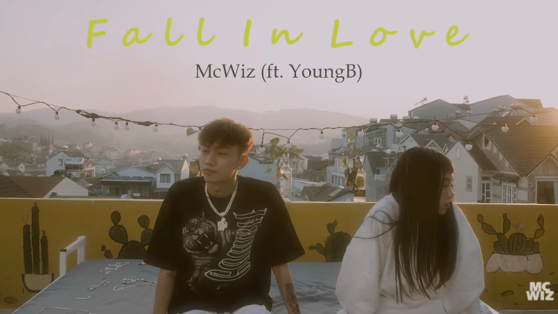 Fall In Love - Mc Wiz ft YoungB