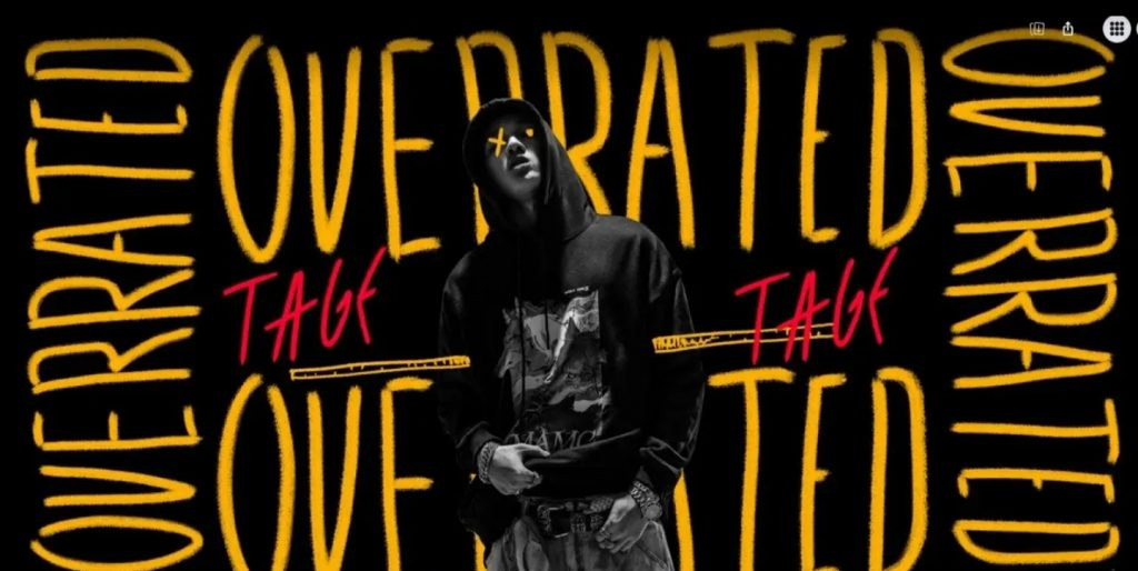 Overrated - Tage
